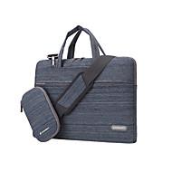 fopati® 12inch / 13inch ordinateur portable cas / sac / manche pour lenovo / mac / samsung marron / gris / bleu