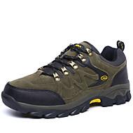 Women's Shoes Fleece Flat Heel Comfort Fashion Sneakers Outdoor Green / Gray / Khaki