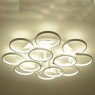 Montagem do Fluxo ,  Tradicional/Clássico Pintura Característica for LED MetalSala de Estar Quarto Sala de Jantar Quarto de