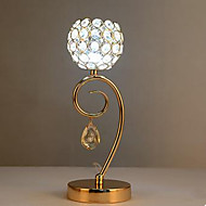 Bedroom Bedside Lamp Crystal Lamp