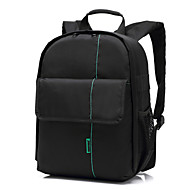 INDEPMAN Small Waterproof Camera/Lens Backpack DSLR Camera Bag 21*13*32 Green Inside