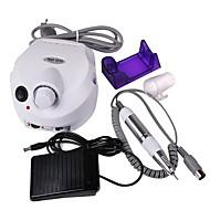 1pcs elektrisk spiker drill elektrisk slipemaskin nail art salon nail verktøymaskiner