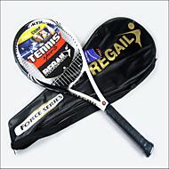 Nagy rugalmasságú / Tartós-Teniszütő(Piros / Fekete,Alumínium ötvözet