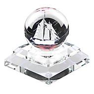 kristálygömb parfüm ülés