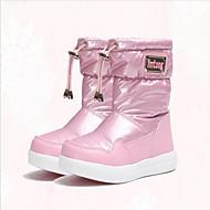דמוי עור-GIRL-מגפי שלג-נעלי אתלטיקה