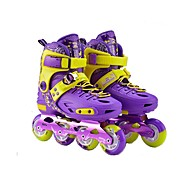 Music show RX1S slalom skate children full set inline skating shoes