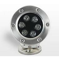 6W Lumière Sous-marine 500 lm Blanc Chaud SMD Etanches AC 24 V 1 pièces