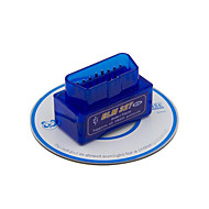 mini ELM327 v1.5 bluetooth OBD super 1,5 hardware, lavere strømforbrug