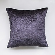 Embossed chenille Cushion Cover-Geometric