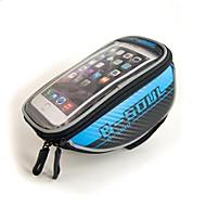 B-Soul® Bike Bag 1.5LLFahrradlenkertasche / Handy-Tasche / FahrradrahmentascheWasserdicht / Wasserdichter Verschluß / Reflexstreifen /