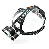 Lanternas LED / Lanternas de Cabeça / Luzes de Bicicleta / Lanternas e Luzes de Tenda / Luz Frontal para Bicicleta / Luz Traseira Para