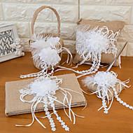 Linen Wedding Collection Set (4 pieces)