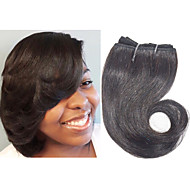 Ombre Włosy indyjskie Falowana 3 miesiące 3 elementy sploty włosów