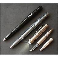 Laix b007.2 multifunctionele LED-licht pen tactische verdediging pen gebroken ruiten apparaat