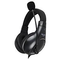 SALAR A566 Cascos(cinta)ForReproductor Media/Tablet / Teléfono Móvil / ComputadorWithCon Micrófono / DJ / Control de volumen /