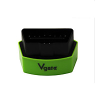 Vgate icar3 bluetooth obd2 ELM327 faute automobile instrument de diagnostic 5 couleurs en option