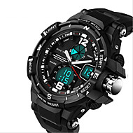 SANDA Fashion Watch Men G Style Waterproof Sport Quartz Watches Shock Men's Relogio Digital Watch