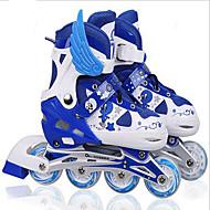 נעלי מחליקים יוניסקס נעליים PU כחול / סגול
