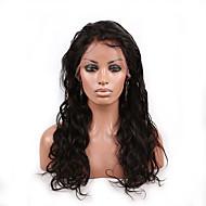 10a חזית גל שיער בתולה גוף פאות שיער אדם תחרה ברזילאית מעובד כיתת פלומת שיער לנשים שחורות