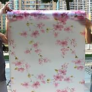 Adesivo de Janela-Floral- ESTILORústico