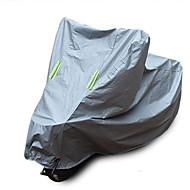 das Motorrad Abdeckung regen Kleidungsstück elektrische wasserdichter Abdeckung staub- Erhöhung verlängert