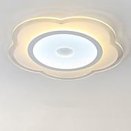 24W Modern/Contemporary LED Flush Mount Living Room / Bedroom / Dining Room / Kitchen