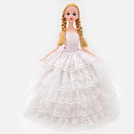 Univerzális (kivéve baby) 6 ruhák esküvői ruha telezsák nagy szoknya záró esküvői ruha design 30 cm baba szoknya