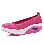 Women's Shoes Fabric Spring / Summer / Fall / Winter Wedges / Roller Skate Shoes / Creepers / Comfort /