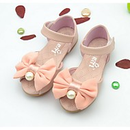 Girl's Sandals Summer Comfort Faux Leather Outdoor Pink