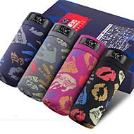 SHINO® Bomuld / Bambus Karbon Fiber Boxer Shorts 4 / kasse-F018