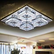 48W צמודי תקרה ,  מודרני / חדיש אחרים מאפיין for קריסטל / LED מתכתחדר שינה / חדר אוכל / מטבח / חדר מקלחת / חדר עבודה / משרד / חדר ילדים /