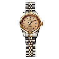Bestdon® Vintage Business Stainless Steel Women's Fashion Watch Calendar Japanese Quartz Casual Watch Wristwatch