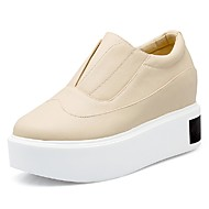 Women's Shoes Platform Comfort / Round Toe Fashion Sneakers Office & Career / Dress / Casual