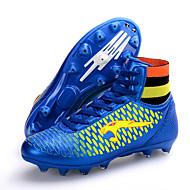 Fußball Damen / Herren / Jungen / Mädchen / Unisex Schuhe Kunststoff Schwarz / Blau / Gold