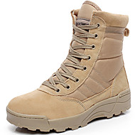 Men's Boots Spring / Summer / Fall / Winter Comfort Suede Outdoor / Athletic / Casual Beige Hiking
