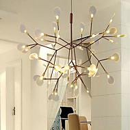 Lustry ,  moderní - současný design Tradiční klasika Retro Země Mosaz vlastnost for Křišťál LED Mini styl návrháři PVCObývací pokoj