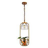 Pendant Light /1 Light E27/E26 Max 60W / Country/ Painting/ Feature For Dining Room / Kitchen / Entry / Hallway