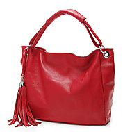 Women PU Casual Tote Blue / Red / Black / Khaki