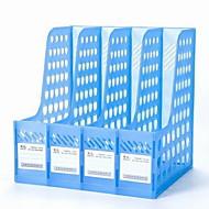 비지니스 / 멀티기능 폴더 및 보고서 커버,플라스틱 2 팩