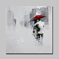 Modern Abstract Oil Paintings Hand Painted Canvas Wall Art Pictures With Stretched Frame Ready To Hang 100x100cm
