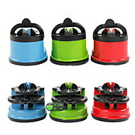 Kitchen With Suction Cups Knife Sharpener(Random Color)
