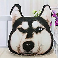 3D Pillow Pillow Waist Pillow Husky Sofa Cushion On Plush Pillow