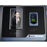 realmente f505p máquina de atendimento rosto de impressão digital / com a função wi-fi