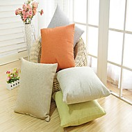 Bavlna / Len Povlak na polštář,Jednolitý tradiční klasika