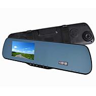 4,3 tommer nyt bakspejl drev optager, HD 1080p sky elektronisk hund intelligens gps tracker