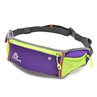 Waterproof Csomag derékra Cell Phone Bag Belt Pouch mert Kempingezés és túrázás Kerékpározás/Kerékpár Futás Utazás Sportska torbaVízálló
