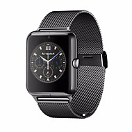 Slim Bluetooth Smart Watch Z50 Wristwatch Heart Rate Tester NFC Phone Call Reminder Compatible with Android Phone