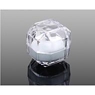 Jewelry Boxes Acrylic 1pc Transparent