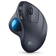 Logitech® M570 Mars Wireless Trackball Mouse Hand Professional Drawing