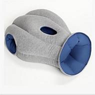 Cotton Travel Pillow / Memory Foam Pillow / Pillow Protector,Textured / Animal Print Modern/Contemporary / Casual